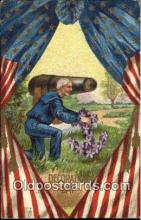 pat001009 - Patriotic Postcard Postcards