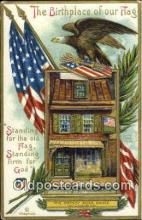 pat001011 - Patriotic Postcard Postcards