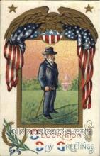 pat001022 - Patriotic Postcard Postcards