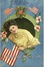 pat001039 - Patriotic Postcard Postcards