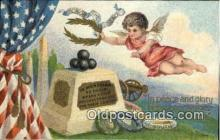pat001063 - Patriotic Postcard Postcards