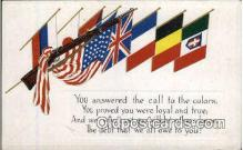 pat001070 - Patriotic Postcard Postcards