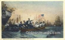 pat001088 - Patriotic, Old Vintage Antique Postcard Post Card
