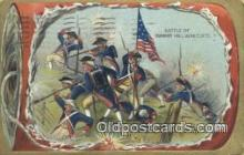 pat001116 - Patriotic, Old Vintage Antique Postcard Post Card