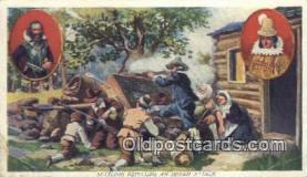 pat001131 - Patriotic, Old Vintage Antique Postcard Post Card