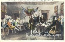pat001146 - Patriotic, Old Vintage Antique Postcard Post Card