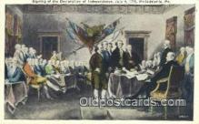 pat001148 - Patriotic, Old Vintage Antique Postcard Post Card