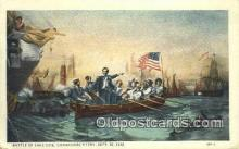 pat001169 - Patriotic, Old Vintage Antique Postcard Post Card