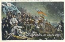pat001174 - Patriotic, Old Vintage Antique Postcard Post Card