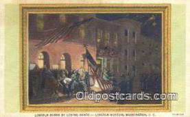 pat001176 - Patriotic, Old Vintage Antique Postcard Post Card