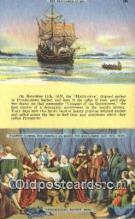 pat001181 - Patriotic, Old Vintage Antique Postcard Post Card