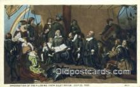 pat001182 - Patriotic, Old Vintage Antique Postcard Post Card
