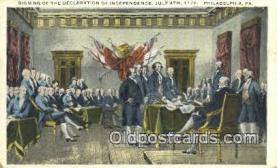 pat001183 - Patriotic, Old Vintage Antique Postcard Post Card