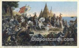 pat001184 - Patriotic, Old Vintage Antique Postcard Post Card