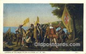 pat001185 - Patriotic, Old Vintage Antique Postcard Post Card