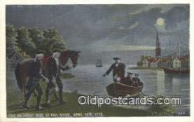pat001189 - Patriotic, Old Vintage Antique Postcard Post Card