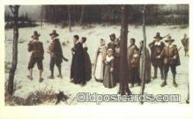 pat001191 - Patriotic, Old Vintage Antique Postcard Post Card