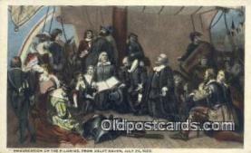 pat001193 - Patriotic, Old Vintage Antique Postcard Post Card