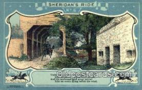 pat001197 - Patriotic, Old Vintage Antique Postcard Post Card