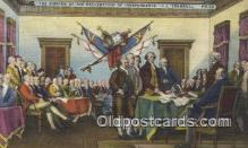 pat001226 - Patriotic, Old Vintage Antique Postcard Post Card