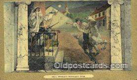 pat001233 - Patriotic, Old Vintage Antique Postcard Post Card