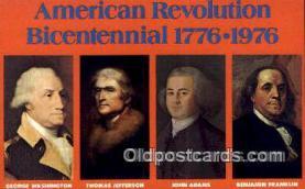 pat001240 - Patriotic, Old Vintage Antique Postcard Post Card
