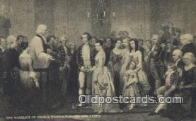 pat001247 - Patriotic, Old Vintage Antique Postcard Post Card