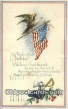 pat001255 - Patriotic, Old Vintage Antique Postcard Post Card