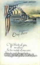 pat001256 - Patriotic, Old Vintage Antique Postcard Post Card