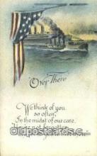 pat001259 - Patriotic, Old Vintage Antique Postcard Post Card