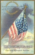 pat001264 - Patriotic, Old Vintage Antique Postcard Post Card