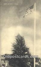 pat001267 - Patriotic, Old Vintage Antique Postcard Post Card