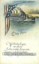 pat001268 - Patriotic, Old Vintage Antique Postcard Post Card