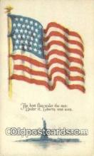 pat001270 - Patriotic, Old Vintage Antique Postcard Post Card