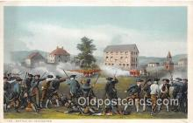 pat100022 - Battle of Lexington  Postcard Post Card