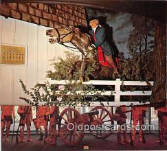 pat100023 - American Heritage Wax Museum Scottsdale, Arizona Postcard Post Card
