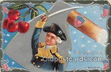 pat100072 - Washington  Postcard Post Card