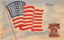 pat100076 - Libery  Postcard Post Card