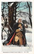 pat100173 - Washingtonat Prayer Valley Forge, PA 1777-1778 Postcard Post Card