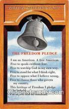 pat100185 - Liberty Bell  Postcard Post Card