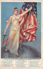 pat100199 - Columbia Calls  Postcard Post Card