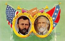 They Met in Virginia, General Robert E Lee, General Ulysses S Grant