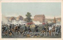 pat100233 - Battle of Lexington  Postcard Post Card