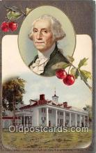 pat100304 - Washington  Postcard Post Card