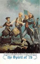 pat100310 - Spirit of 76, Yankee Doodle  Postcard Post Card