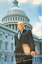 pat100316 - Democrat US Senate Postcard Post Card