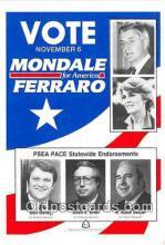 Vote, Mondale for American