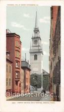 pat100338 - Christ Church Old North Boston, Massachusetts Postcard Post Card