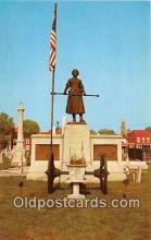 pat100361 - Pennsylvania Erected Carlisle, PA Postcard Post Card