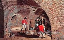 pat100434 - The Provost Dungeon Charleston, SC Patriotic Postcard Post Card